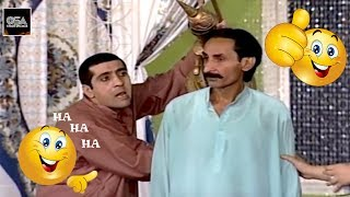 Zafri Khan Iftikhar Thakur NON STOP COMEDY 2020 New Stage Drama Best Comedy Clip😂