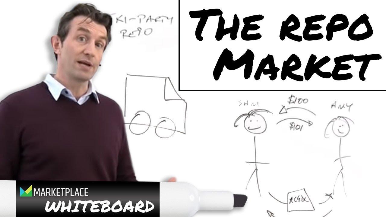 The repo market | Marketplace Whiteboard