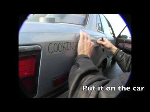 How To Make Bumper Stickers for FREE