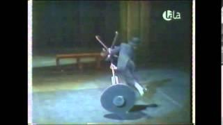 Sylvie Guillem Tap Dancing