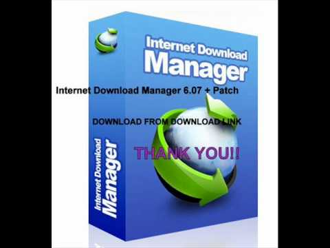 Internet Download Manager 6.07 full+Crack+patch 100% WORKING