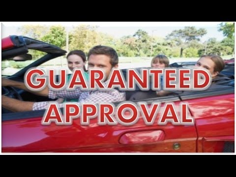 Not a Good Credit Score? How to get Guaranteed Auto Loan Approval at Lower Rates in an Instant?