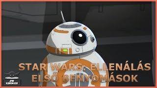 Star Wars: Ellenállás; Első Benyomás | Star Wars Kisokos