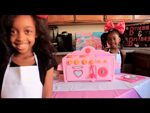 ✿‿✿  Lalaloopsy Baking Oven - Strawberry Cake ✿‿✿