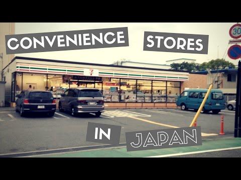 What is inside of a Japanese Convenience Store? | JaDan - Dan in Japan