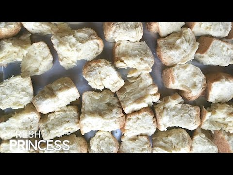 RUSKS: Homemade Buttermilk Tea Biscuits (Ouma Style)