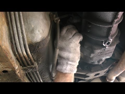 How To Change Manual Transmission Fluid (Stick Shift)