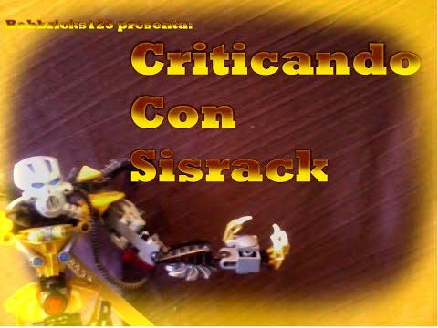 Criticando con Sisrack - Bionicle en la Comic Con 2014
