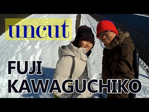 From Tokyo to Kawaguchiko To See Wonderful Mount Fuji - UNCUT VERSION