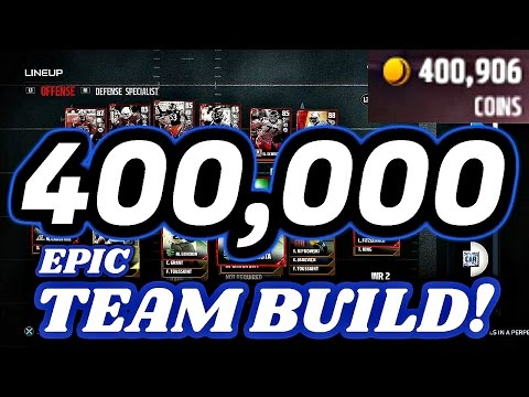 400k TEAM BUILD!! STARTING FROM SCRATCH! - Madden 17 Ultimate Team