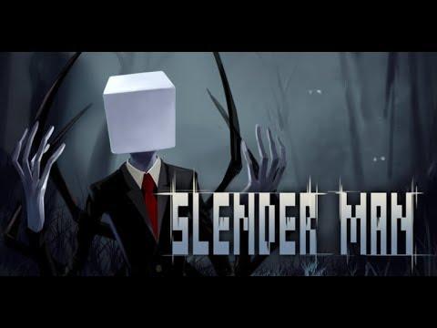 Minecraft PE- Slender Man- Official trailer