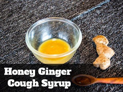 Super Easy Honey Ginger Cough Syrup Recipe | Boldsky