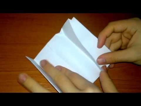 How to make a 3D Origami Triangle !!!