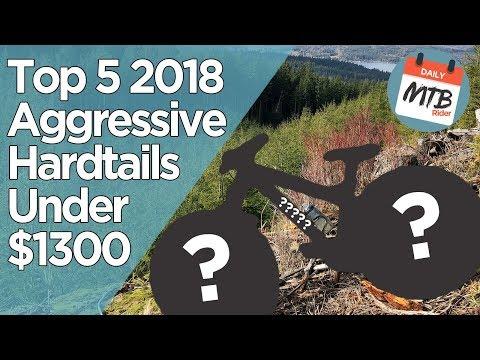 Best Budget 2018 Mountain Bikes Under $1300 - Diamondback, Commencal, Nukeproof and More!