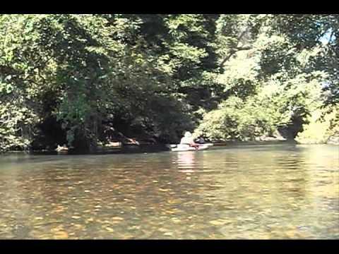 Paddling The Mokulame River -  A Northern California Gem