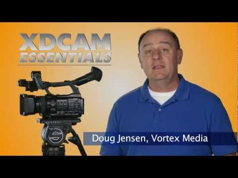XDCAM Essentials Episode 1
