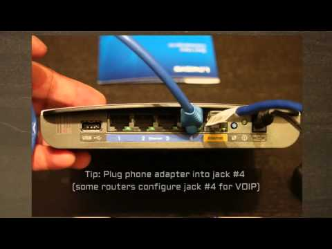 How To - Install & Setup the Linksys N600 Router