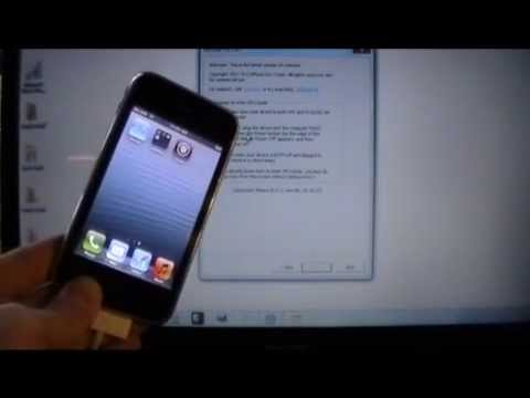 iOS 6.0.1 Tethered Jailbreak for iPhone 4, 3GS and iPod touch 4th generation