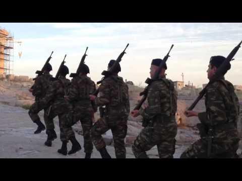 Soldiers at Acropolis