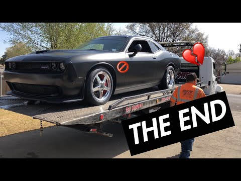 WTF HAPPENED TO MY 1000HP CHALLENGER HELLCAT?