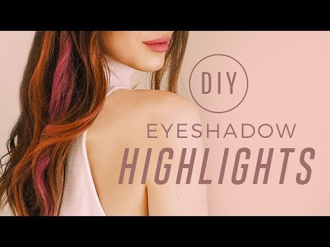 How To: DIY Eyeshadow Highlights   ipsy Mane Event