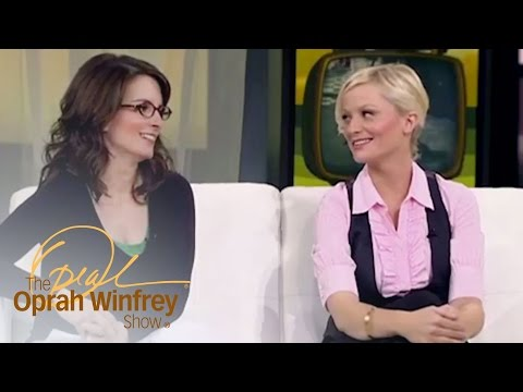 What Tina Fey Would Tell High School Girls Who Aren't Getting Dates   The Oprah Winfrey Show   OWN