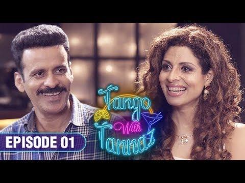 Tango With Tannaz - Manoj Bajpayee | Talk Show | EP 01 | Tannaz Irani | FrogsLehren | HD