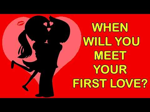 ✔ How Will YOU MEET Your TRUE LOVE? | LOVE PERSONALITY TEST | TRUE LOVE TEST | FACTS FREE