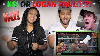 "Game Theory: ""KSI vs Joe Weller vs Logan Paul - Why Logan Paul Would Win!"" REACTION!!!"