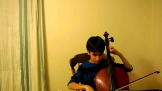 Postcards From Russia -- Cello