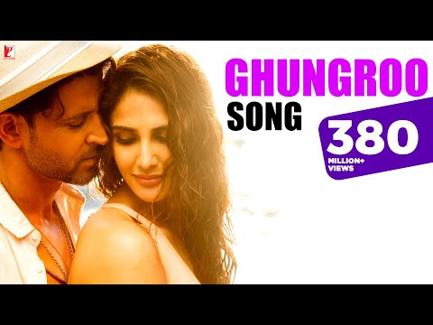 Xxx Mp4 Ghungroo Song War Hrithik Roshan Vaani Kapoor Vishal And Shekhar Ft Arijit Singh Shilpa Rao 3gp Sex