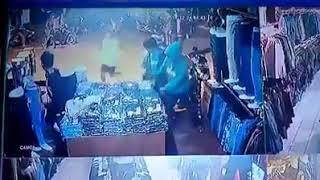 INILAH PENCURIAN YG TEREKAM CCTV....!!!