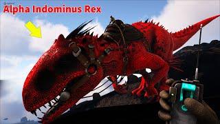 ARK: Ragnarok Mod #7 - Mình Đã Tame Được Alpha Indominus Rex, Quá Đã Luôn =))