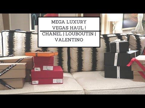 MEGA LUXURY VEGAS HAUL  LUXURY + CLOTHING  Sonal Maherali