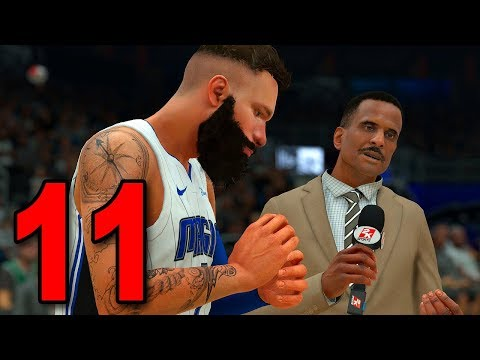 NBA 2K18 My Player Career - Part 11 - NEW CAREER HIGH!