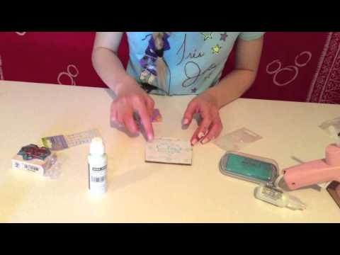 DIY Cardboard Coasters