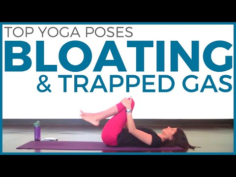 TOP 3 YOGA POSES FOR BLOATING & DIGESTION