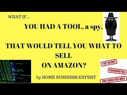 What is AMZSCOUT and how does it work? An Amazon Scout or SPY😘