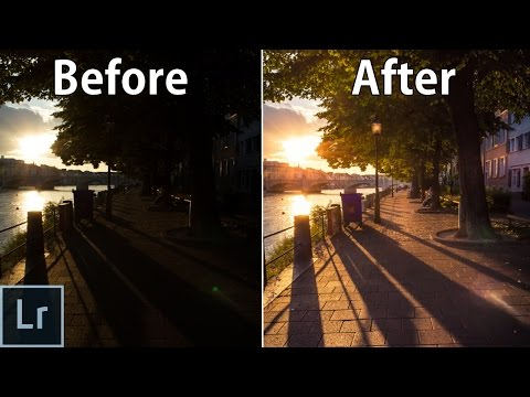 How to Turn an Underexposed Snapshot into a Good Picture in Lightroom 2016