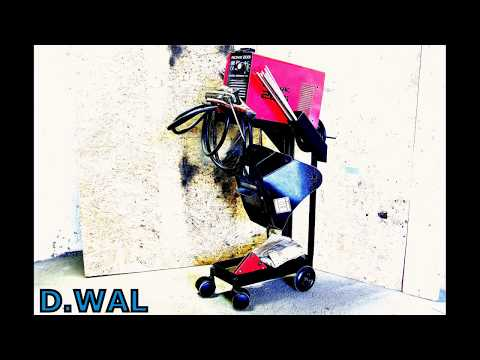 How to Make small Welding Cart DIY