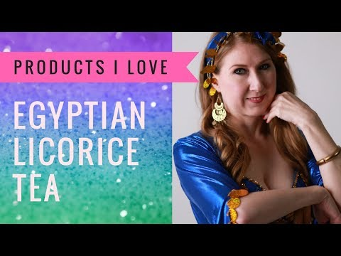 Yogi Egyptian Licorice Herbal Tea Review | Products I Love