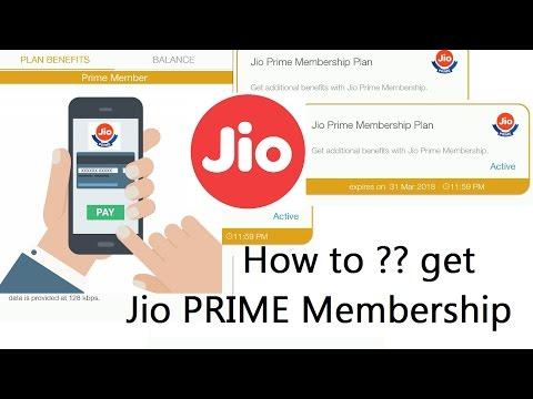 How to Pay or Activate Jio Prime Membership on MyJio App (Hindi/Urdu)