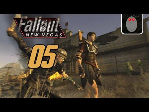ED-E Vs The Rats - Fallout New Vegas #05