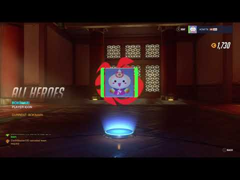 Overwatch OE Year of the Dog Week 3 Opening 5 Lunar New Year Loot Boxes