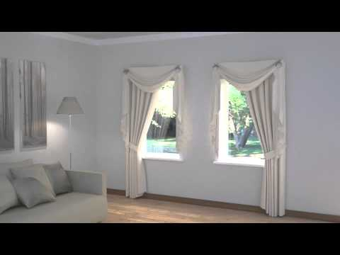 How to Dress Windows With Pelmets