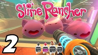 Slime Rancher E01 - Getting Started! (Gameplay / Playthrough
