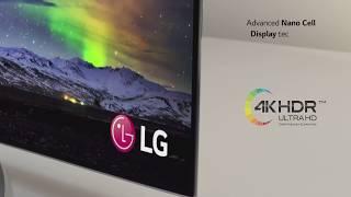 LG Super UHD 4K TV | SJ950V | Product Video