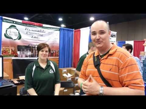 SELF RELIANCE EXPO 2013 - 4 EVER RECAP ( LIFETIME CANNING LIDS WITHOUT REPLACEMENT )