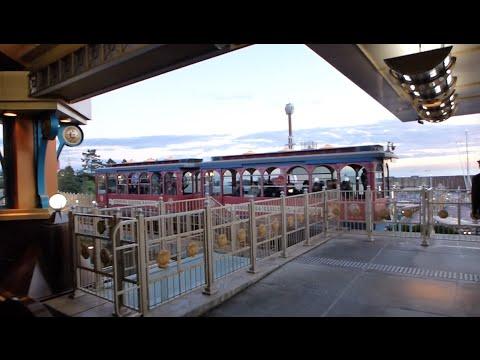 Tokyo DisneySea - DisneySea Electric Railway HD (2015)