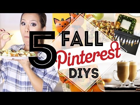 Pinterest DIYS You MUST Try | ANN LE
